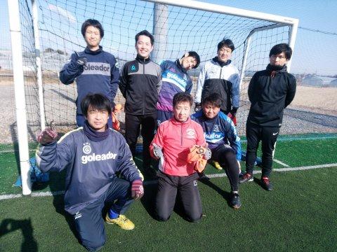 準優勝 - FC.CLAP